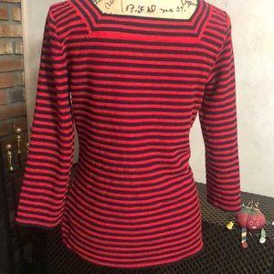 Talbots Tops - Talbots Striped Shirt